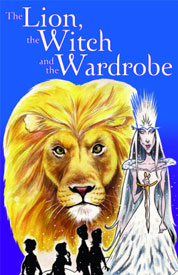 Poster for The Lion, The Witch and The Wardrobe