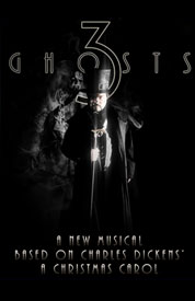 Poster for 3 Ghosts
