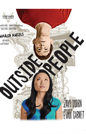 Poster for Outside People