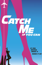 Poster for Catch Me If You Can