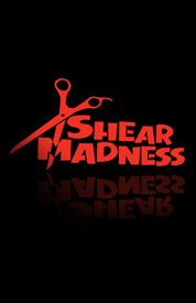 Poster for Shear Madness
