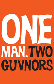 Poster for One Man, Two Guvnors