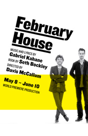 Poster for February House