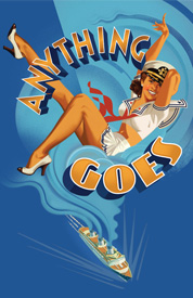 discount coupon code for Anything Goes tickets in Washington - DC (The Kennedy Center - Opera House)