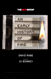 Poster for An Early History of Fire