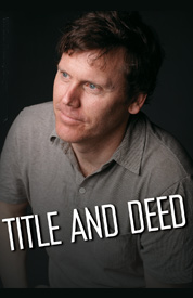 Poster for Title and Deed