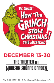 Poster for Dr. Seuss&#39; How the Grinch Stole Christmas