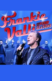 Poster for Frankie Valli and the Four Seasons on Broadway