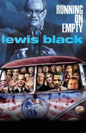 Poster for Lewis Black: Running on Empty