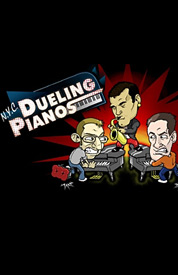 Poster for Dueling Pianos