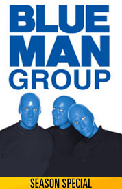 Blue Man Group - Broadway Across America @ Keller Auditorium  | Portland | Oregon | United States