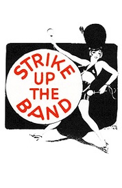 Poster for Strike Up the Band