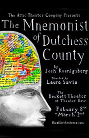 Poster for The Mnemonist of Duchess County