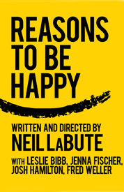 Poster for Reasons to Be Happy