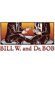 Poster for Bill W. and Dr. Bob