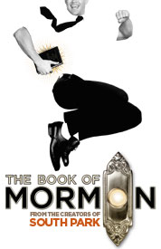 Poster for The Book of Mormon