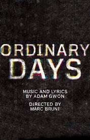 Poster for Ordinary Days
