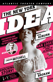 Poster for The New York Idea