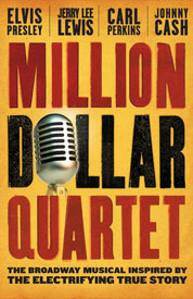 discount voucher code for Million Dollar Quartet tickets in Chicago - IL (Apollo Theater)