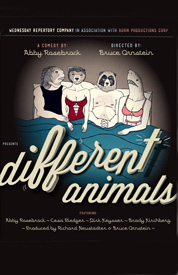 Poster for Different Animals