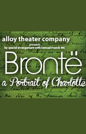 Poster for Bronte: A Portrait of Charlotte