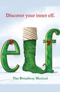 Elf the Musical poster