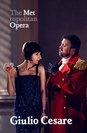 Metropolitan Opera: Giulio Cesare poster