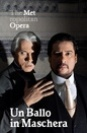 Metropolitan Opera: Un Ballo in Maschera poster