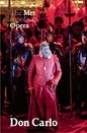 Metropolitan Opera: Don Carlo poster
