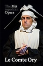 Metropolitan Opera: Le Comte Ory poster
