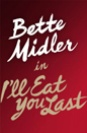 Poster for I'll Eat You Last: A Chat With Sue Mengers