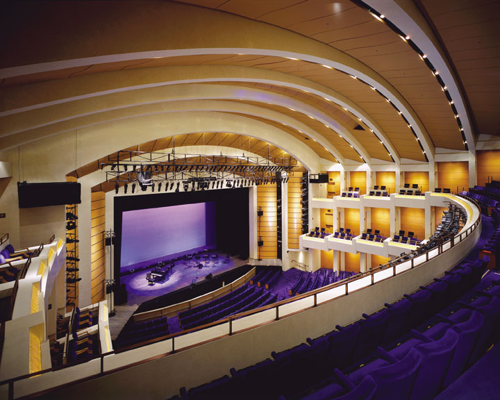 Centre in Vancouver for Performing Arts