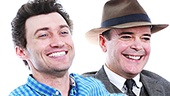 <I>Gentleman's Guide</I> Stars Bryce Pinkham & Jefferson Mays Answer Your Questions About Dressing Snappy and Drooling on Ferrets