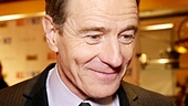 See What Bryan Cranston & Co. Have to Say as They Go <I>All the Way</I> on Opening Night