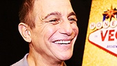 In Rehearsal: Watch the <I>Honeymoon in Vegas</I> Cast Sing, Dance and Impersonate Tony Danza!