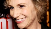 See <I>Annie</I>'s Jane Lynch Talk About Being 'Elated and Exhilarated' at Her Starry Broadway Bash