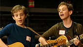 Will They Make the Grade? See Talented Kids Audition For Broadway's <I>School of Rock</I>