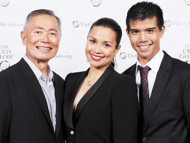 Lea Salonga George Takei And Telly Leung Shine At