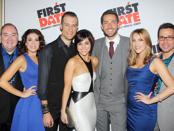 Fall in Love with Zachary Levi, Krysta Rodriguez and the ...