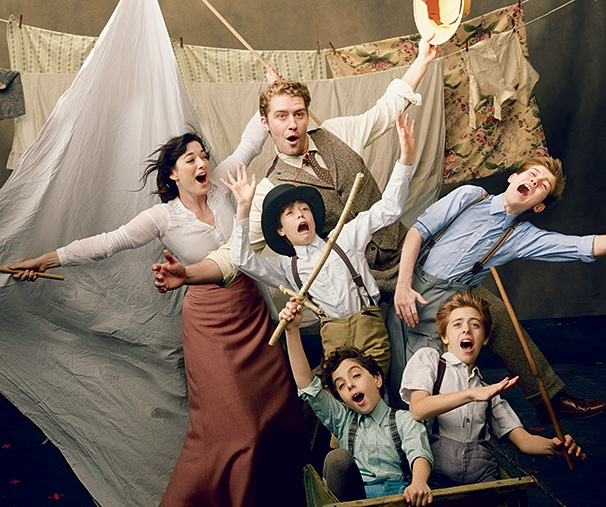 Hot Shot See Matthew Morrison Laura Michelle Kelly Amp The