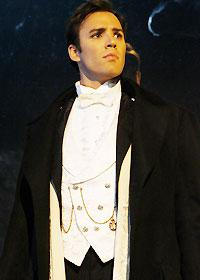 Ryan Silverman to Play Raoul in Broadway's The Phantom of ...