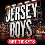 Buy Tickets to Jersey Boys