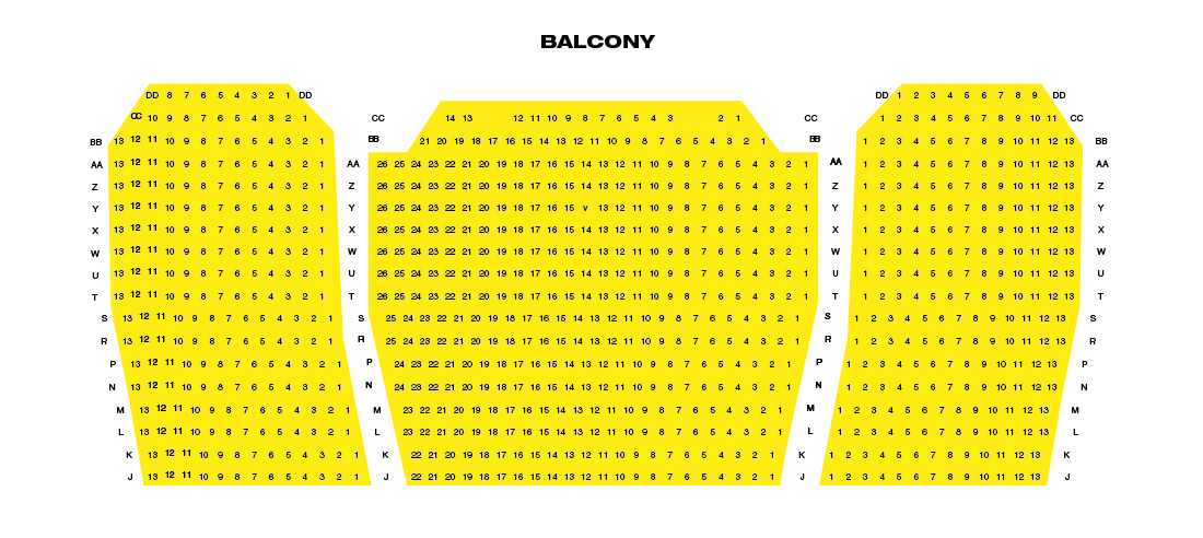Murat theatre at old national centre seating chart