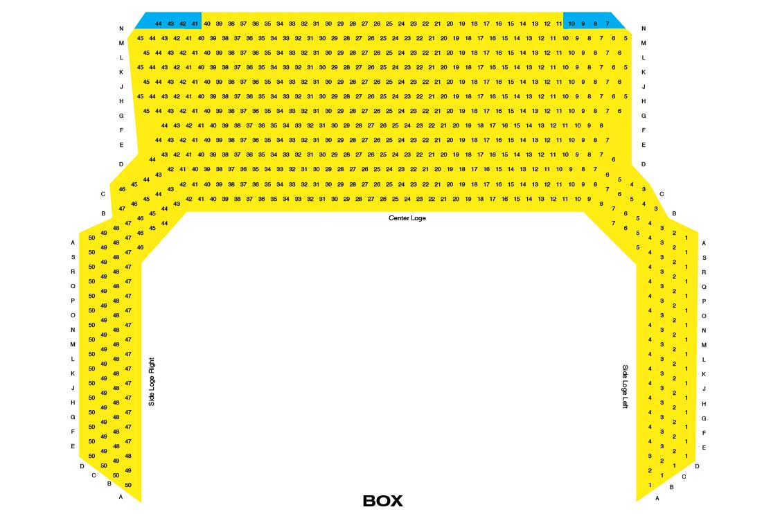 Uihlein hall marcus center seating chart