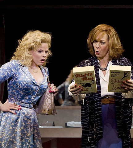 9 to 5 - Show Photo - Megan Hilty - Allison Janney