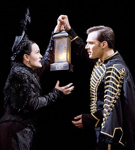 The Phantom of the Opera - Show Photo - Rebecca Judd - Ryan Silverman