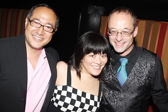 Avenue Q Final Broadway – Alan Muraoka – Ann Harada – Gary Adler