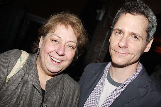 The Retributionists Opening Night – Jayne Houdyshell – Bruce Norris