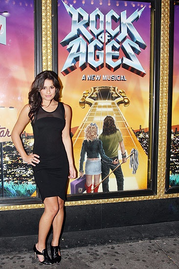 Lea Michele at Rock of Ages - Lea Michele - final