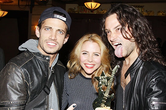 The Golden Mullet Awards - James Carpinello - Kerry Butler - Constantine Maroulis